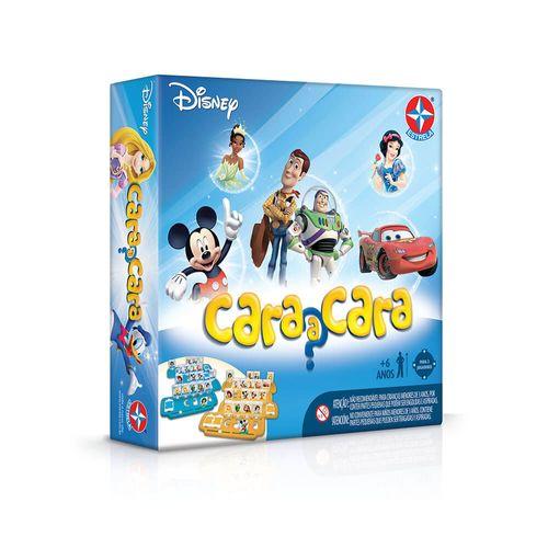 Jogo Cara a Cara Disney Embalagem Estrela
