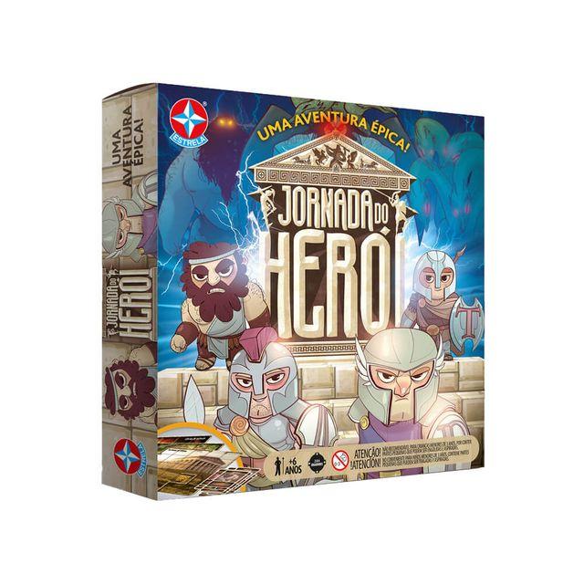 Jogo Jornada do Herói Embalagem Estrela