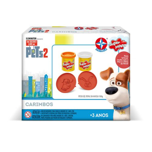 Massinha-Super-Massa-carimbos-Pets-2-Embalagem-Estrela