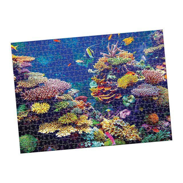 Quebra-Cabeça Corais 500 peças Produto Estrela