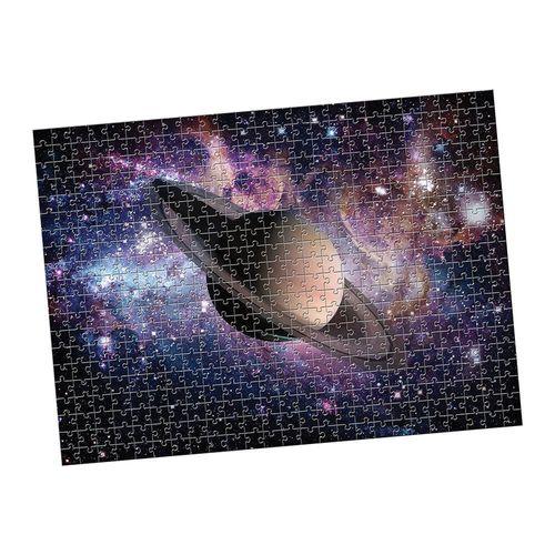 Quebra-Cabeça Saturno 500 peças Produto Estrela