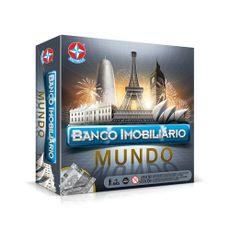 Banco Imobiliário Mundo Embalagem Estrela