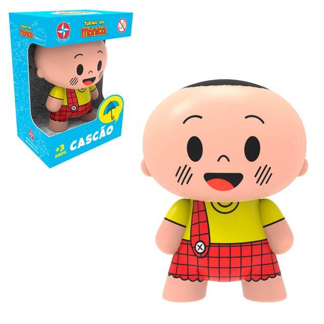 Toy Art Cascão Produto e Embalagem Estrela