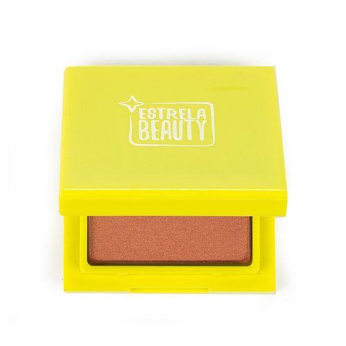 Blush-Compacto-Coral-Dourado-aberto-Produto-Estrela-Beauty