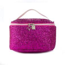 Frasqueira-Lurex-Pink-frente-Produto-Estrela-Beauty