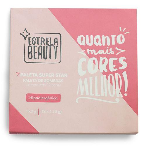 Paleta-de-Sombras-compactas-Super-Star-Embalagem-Estrela-Beauty