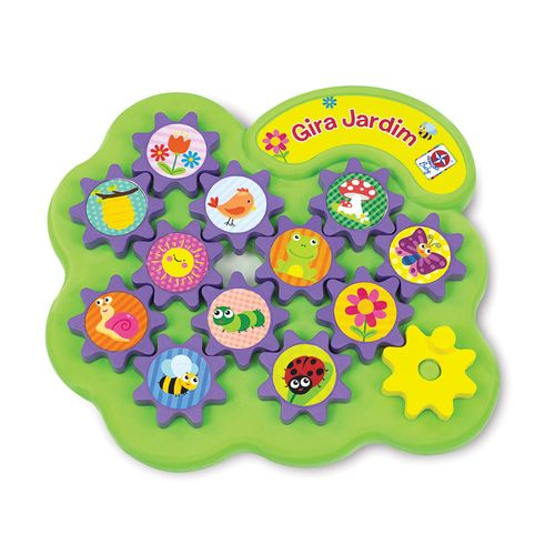 Playset Gira Jardim Estrela Baby Produto Estrela