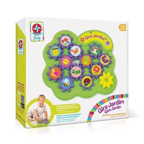 Playset Gira Jardim Estrela Baby Embalagem Estrela