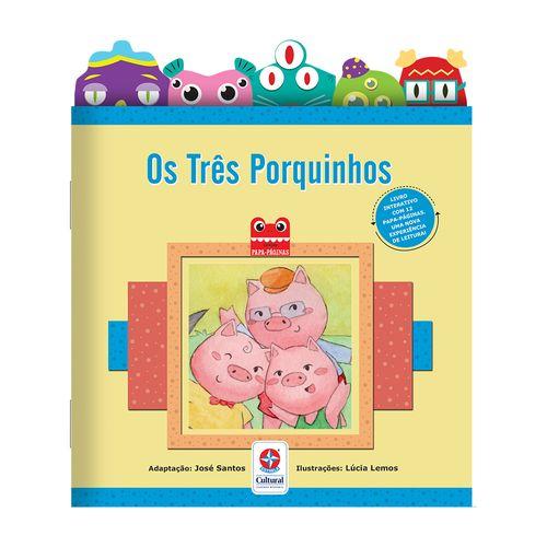 Livro-Os-Tres-Porquinhos-Estrela-Cultural