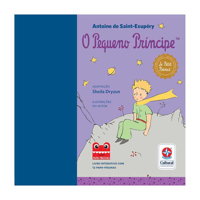 Livro-O-Pequeno-Principe-Estrela-Cultural