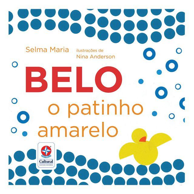 Livro-Belo-o-Patinho-Amarelo-Estrela-Cultural