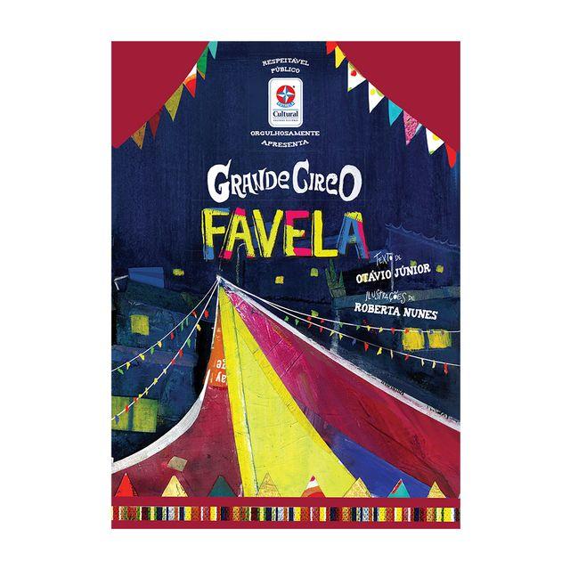 Livro-Grande-Circo-Favela-Estrela-Cultural