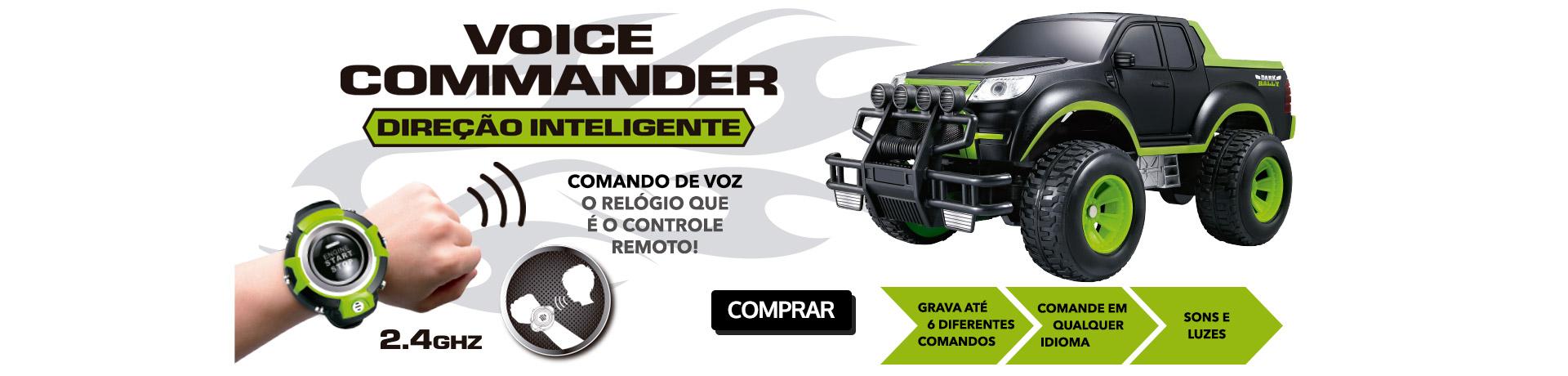 Voice Commander