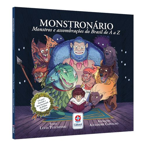 Livro-Monstronario-Nossas-Raizes-Estrela-Cultural