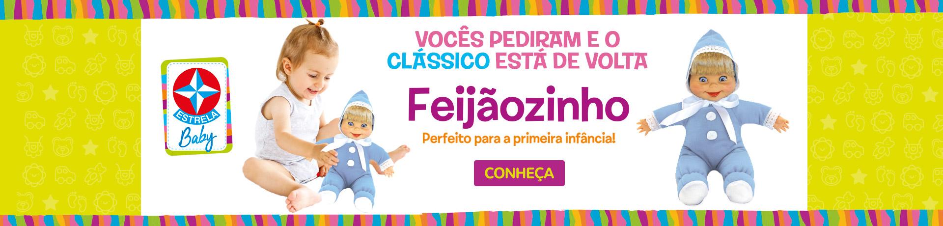 Boneco Feijãozinho