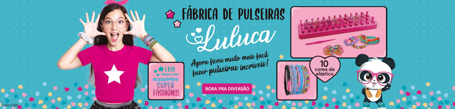 Fábrica de Pulseiras da Luluca
