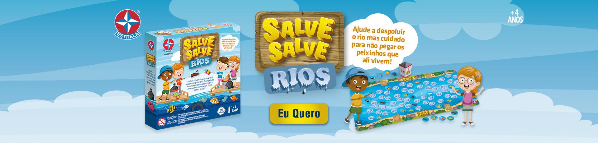 Jogo Salve Salve Rios