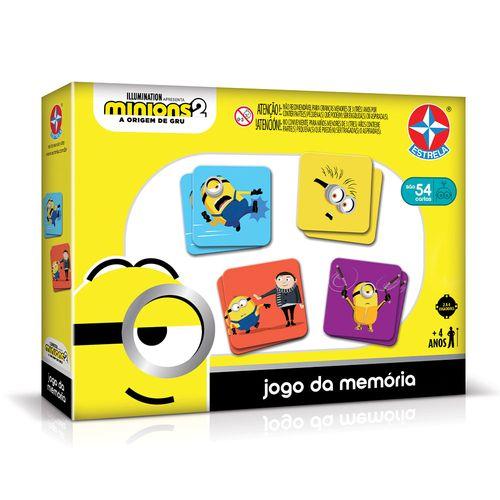 Jogo-da-Memoria-Minions