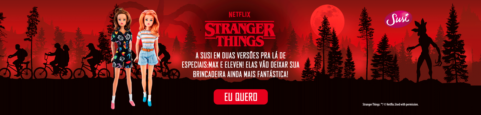 Susi Stranger Things